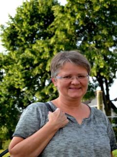 Frau Strecker